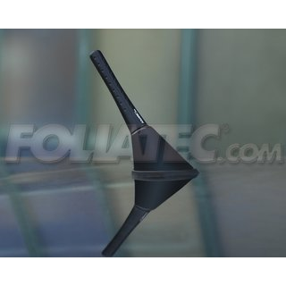 Foliatec FACT-Antenne 16V DOT schwarz, Länge = 8,2 cm