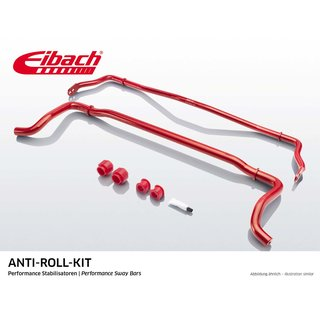 Eibach Anti-Roll-Kit Stabilisatoren-Set VA 28 mm / HA 21 mm