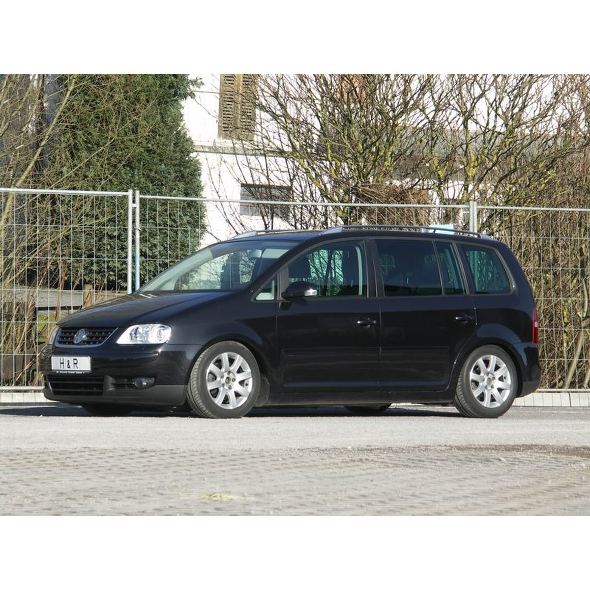 h r gewindefahrwerk monotube vw touran 1t ab f r 55mm 941 00. Black Bedroom Furniture Sets. Home Design Ideas